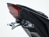 R&G Tail Tidy / Licence Plate Holder Yamaha YZF R3 2017 LP0172BK Black