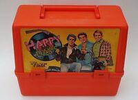 Happy Days The Fonz Kids School Plastic Lunchbox No Thermos Vintage 1976