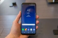 Samsung Galaxy S8 SM-G950U - 64GB - Midnight Black (AT&T) Smartphone