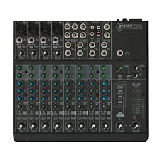 Mackie 1202VLZ4 12-Channel Ultra-Compact Live Performance Studio Mixer IN BOX!