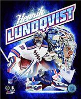 "Henrik Lundqvist New York Rangers NHL Composite Photo (Size: 8"" x 10"")"