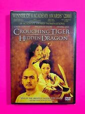 Crouching Tiger, Hidden Dragon (Dvd) Brand New Sealed