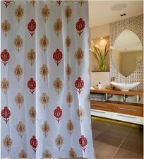 Pretty spring gold blossom tree shower curtain new free shipping