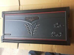Kicker ZX700.5 5 Channel Car Amplifier