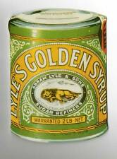 Lyles golden syrup - shaped modern Postcard