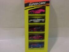 MATCHBOX 5 PACK ACTION SUPER CARS GIFT SET MIB