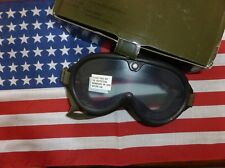 Lunettes GOGGLES USA Mle 44 POLAROID jeep dodge gmc scout half harley m8 m20 ww2