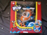 Wow coastguard Carl toy