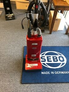 Sebo Automatic X7 91503am Premium Upright Vacuum Cleaner (Red) Brand New