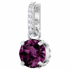 5fcd4de6c9fb8d Swarovski 5437323 Remix Charm Rhodium Plated - Birthstone February RRP 39
