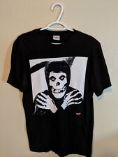 Supreme X Misfits Crimson Ghost Tee Pre-owned M