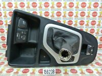 2014-2017 JEEP CHEROKEE AUTOMATIC SHIFTER BOOT BEZEL & SWITCHES 1UJ61DX9AC OEM