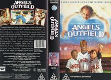ANGELS IN THE OUTFIELD - VHS - PAL - NEW - Never played!! - Original Oz release