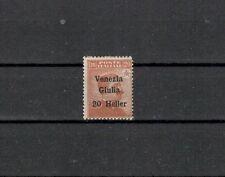 Italien Julisch - Venetien Michelnummer 31 postfrisch Falz