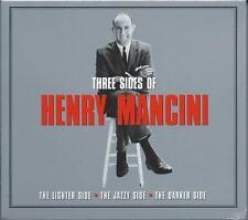 Henry Mancini - Three Sides Of (3CD 2015) NEW/SEALED