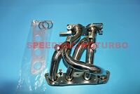 FOR 00-05 MR2 SPYDER MRS ZZW30 1ZZ-FED STAINLESS RACING HEADER MANIFOLD EXHAUST