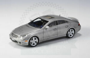 GLM 204701 Mercedes CLS63 AMG (C219) 2013 Silver 1:43 resin