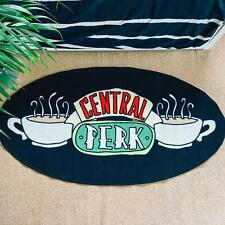 Groovy Central Perk Friends Rug