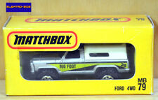 Matchbox [Rare Japan Issue] Ford 4WD [Bigfoot] - New/Boxed/Rare [E-808]