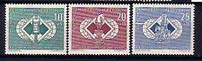 DDR Nr.   786-88 **  Schach Olympiade Leipzig