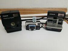 New ListingVintage Camera Lot Polaroid/ kodak