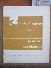 Chefs-d' oeuvre de la peinture occidentale/ La documentation française