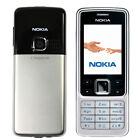 Original Nokia 6300 Cellphone Unlocked FM Camera MP3 Bluetooth Mobile Bar Phone