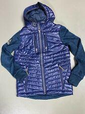 Superdry Jacket Storm Hybrid Quilted Jacket Blue New Size M J12J