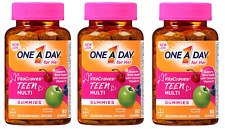 One A Day Vitacraves Teen for Her, 60 Count (3 Pack)