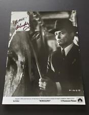 Alain Delon Hand Signed Movie Photo (Borsalino)