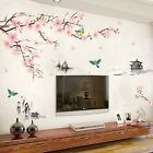 Decal Wall Sticker Flower Home Decoration Art Sticker Bedroom Suitable