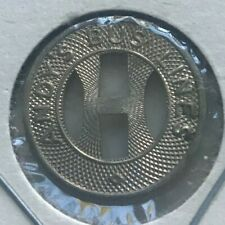 Huron South Dakota SD Andy's Bus Lines Transportation Token