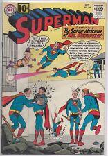 Superman #148 DC (1961) Silver Age Comic Book FN+/VF- (Vs. Mr. Mxyzptlk)