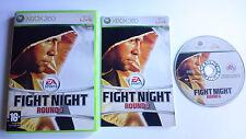JUEGO COMPLETO FIGHT NIGHT ROUND 3 MICROSOFT XBOX 360 PAL EUROPA UK