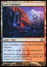 Mtg 4x izzet guildgate-Dragon 's Maze * Deutsch German *