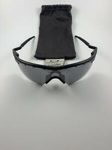 Oakley M Frame Matte Black/Black Iridium Vented Strike Gen 2 Mumbo RARE