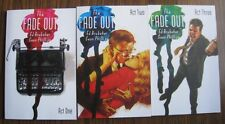 The Fade Out complete signed by writer ed Brubaker 1st print Hollywood Noir