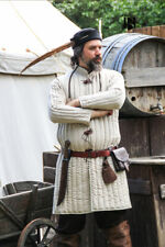 Medieval Gambeson Rabenfurth - Natural From Freyhand