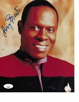 "Avery Brooks ""Sisko"" Hand Signed in Person Autograph Star Trek DS9 Rare JSA COA"