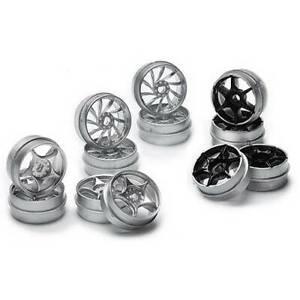Carson 408012  XMODS Felgen Sets (3Satz) Schlüssel und schrauben