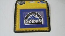 VINTAGE COLORADO ROCKIES MLB Licensed Baseball fridge locker magnet 3.5 x2.5 NEW