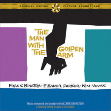 The Man With The Golden Arm - Complete Score - Limited Edition - Elmer Bernstein