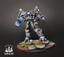 Grey Knights Nemesis Dreadknight warhammer 40K ** COMMISSION ** painting