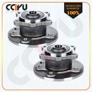 For Bmw Mini 1.6 Cooper Works 2001/>2006 2x Front Hub Wheel Bearing Kit Pair