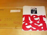 TERESA BREWER Fan Club Press Book Button and 45