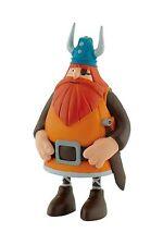 43157 Figura Halvar PVC Bullyland 8,5cm,Vicky el vikingo