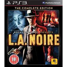 La Noire Complete Edition ps3
