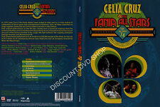Celia Cruz And The Fania All Stars In Africa (DVD, 2010) NEW ITEM