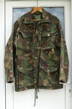 MILITARY TACTICAL JACKET TEMPERATE DPM CAMO SMOCK  Size XXL