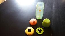 1 Tupperware Babyflasche 240 ml mit Trinklernaufsatz OHNE SCHNULLER
